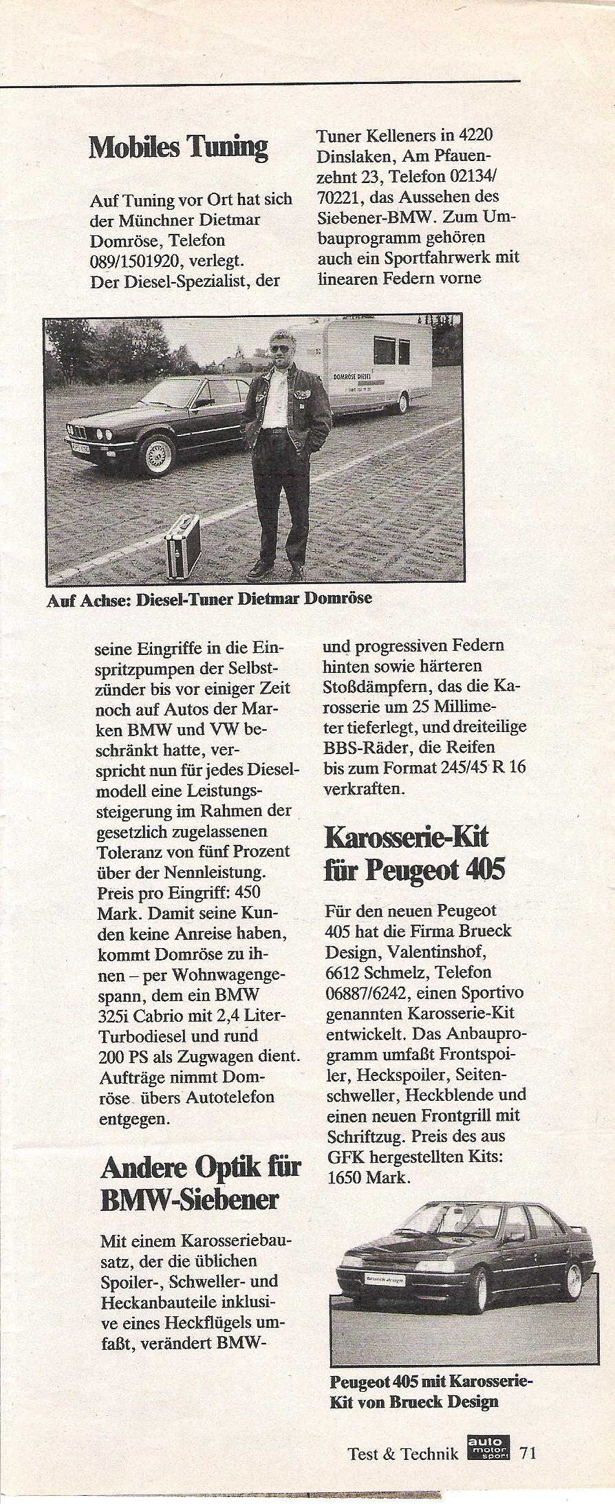 Auto-Motor-und-Sport, Juli 1988