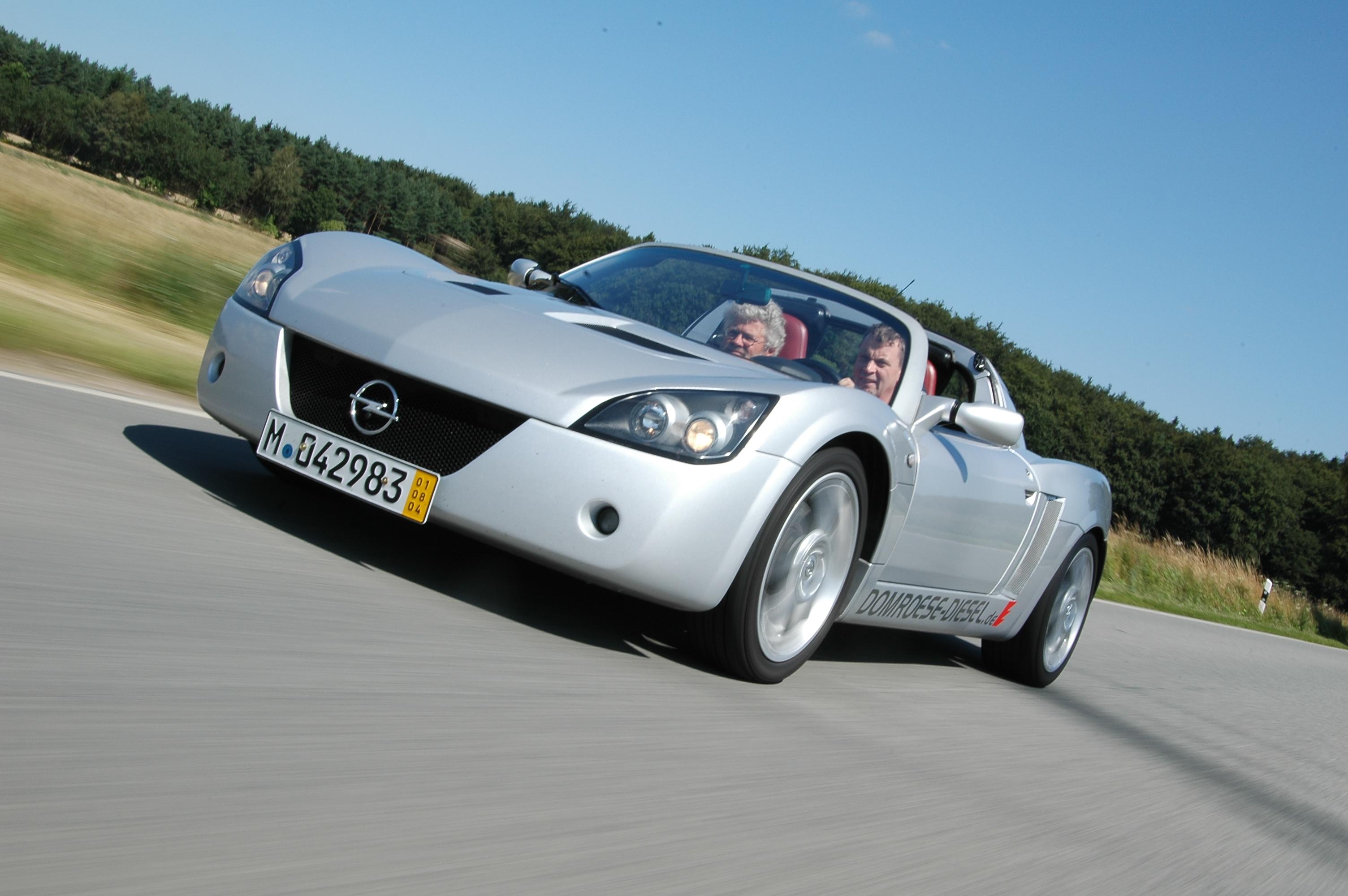 Opel Speedster dd von Domröse Diesel