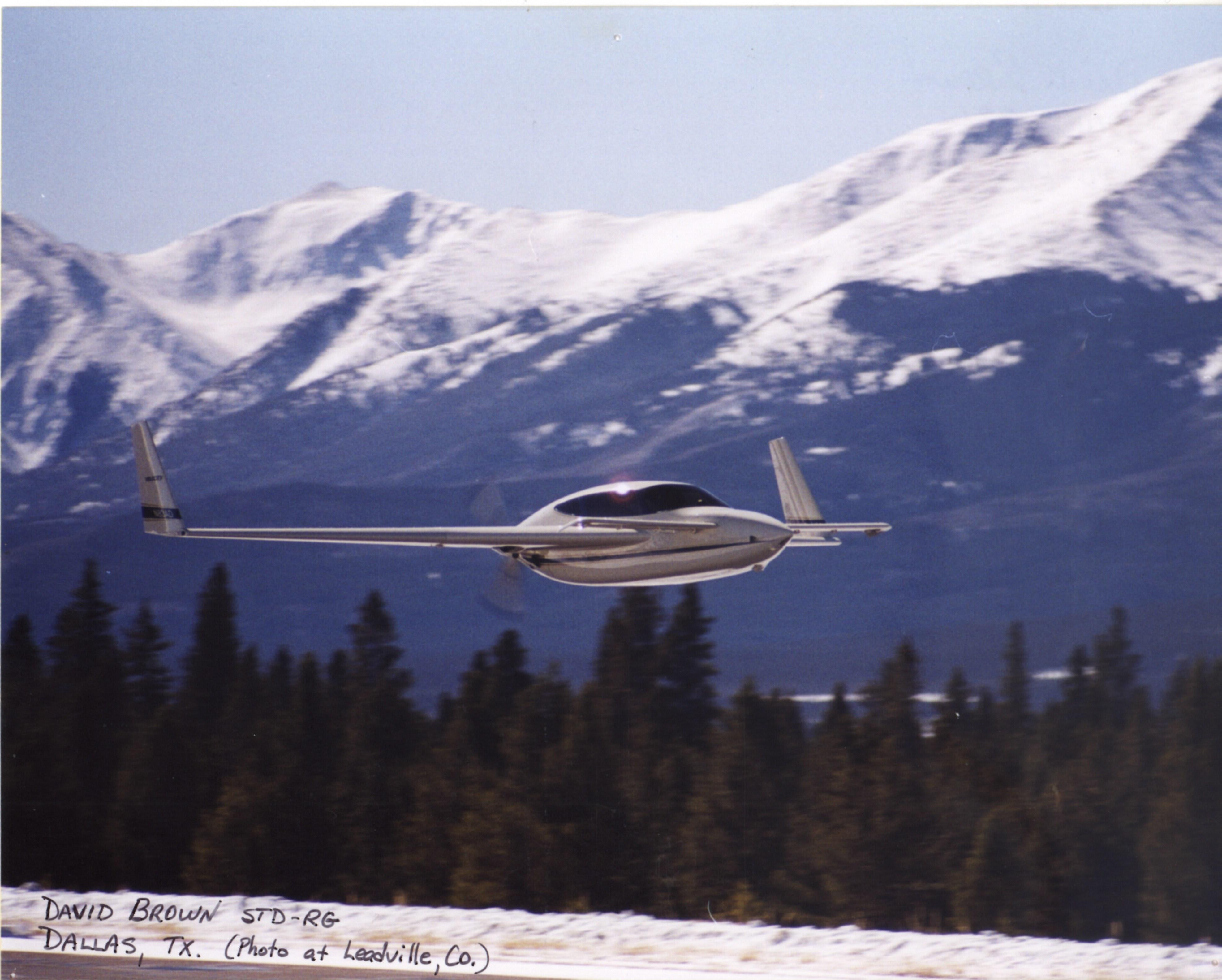 Diesel - Flugzeug Velocity von Domröse Diesel